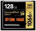 Professional Compact flash CF карты 1066X16 ГБ 32 ГБ 64 ГБ 128 ГБ 256 ГБ бесплатная доставка