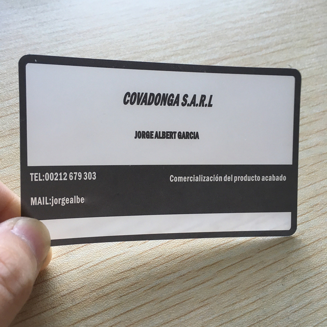 200pcs one design factory custom transparent pvc business card 200pcs one design factory custom transparent pvc business card printing plastic clear business card colourmoves