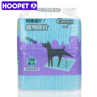 HOOPET Pet Dog Cat Diaper Thickens Strong Water Absorption Deodorant Absorbent Paper Diaper