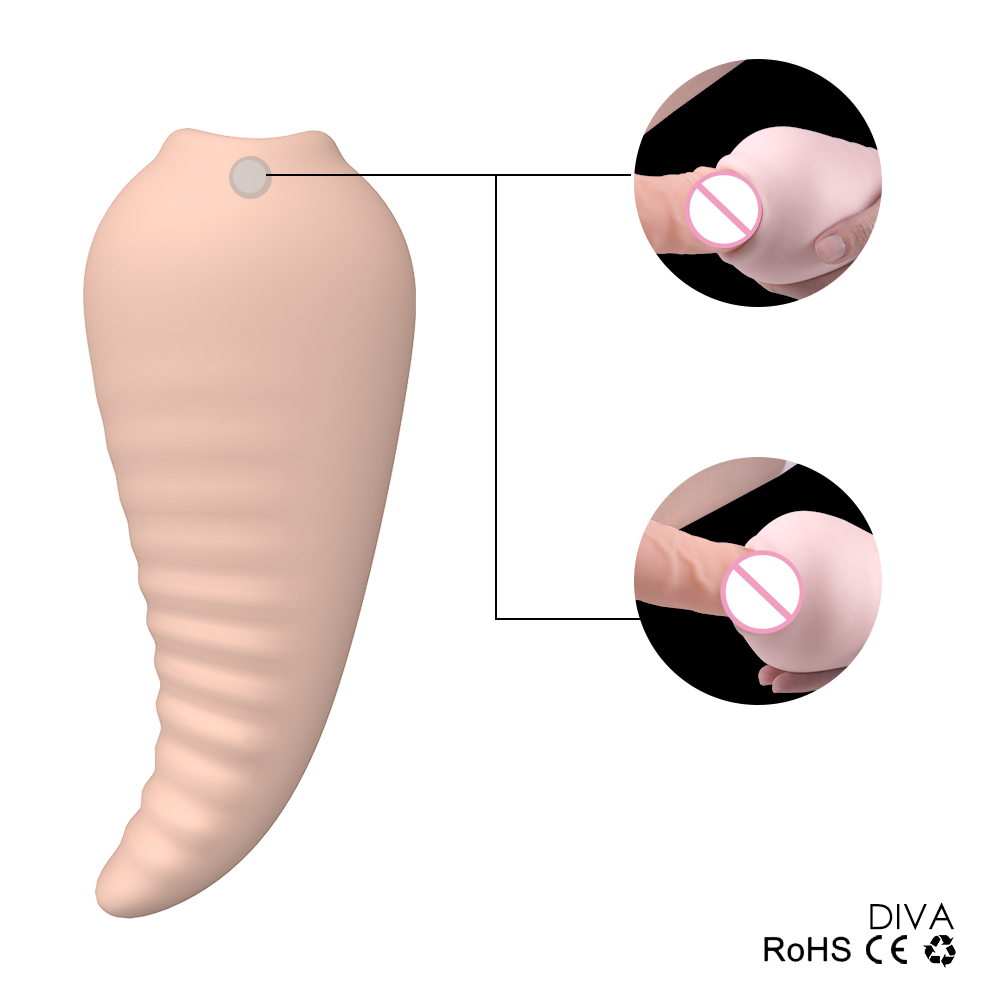 177*76mm Huge Realistic Oral 3D Deep Throat with Tongue Artificial Vagina Anus Male Masturbator Realistic Pussy Sex Toys for Men