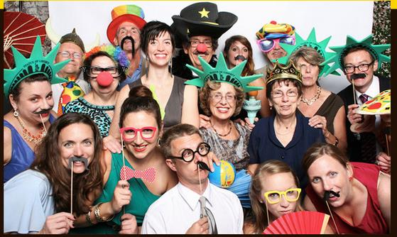 Photo Booth 44 Unids/set Festivo y Fiesta Foto Apoyos Del Partido Favores nueva