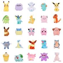 Jigglypuff Vulpix Chikorita Venusaur Eevee marill Anime plush Claw machine doll for Children birthday gift soft toys kawaii