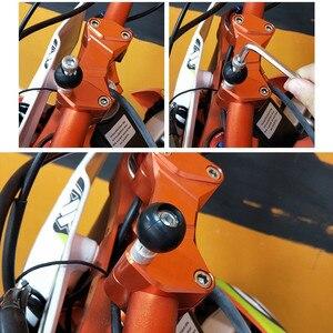 Image 4 - オートバイベース 1 インチ 25 ミリメートルボール M8 ネジ ram マウントの gopro アクションカメラ携帯電話スマートフォン