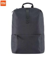 Оригинальный уютный рюкзак Xiaomi для отдыха школьников и студентов, большой 15,6 дюйма, 26 л, мужские и женские дорожные сумки для Macbook air laptop 13,3 12