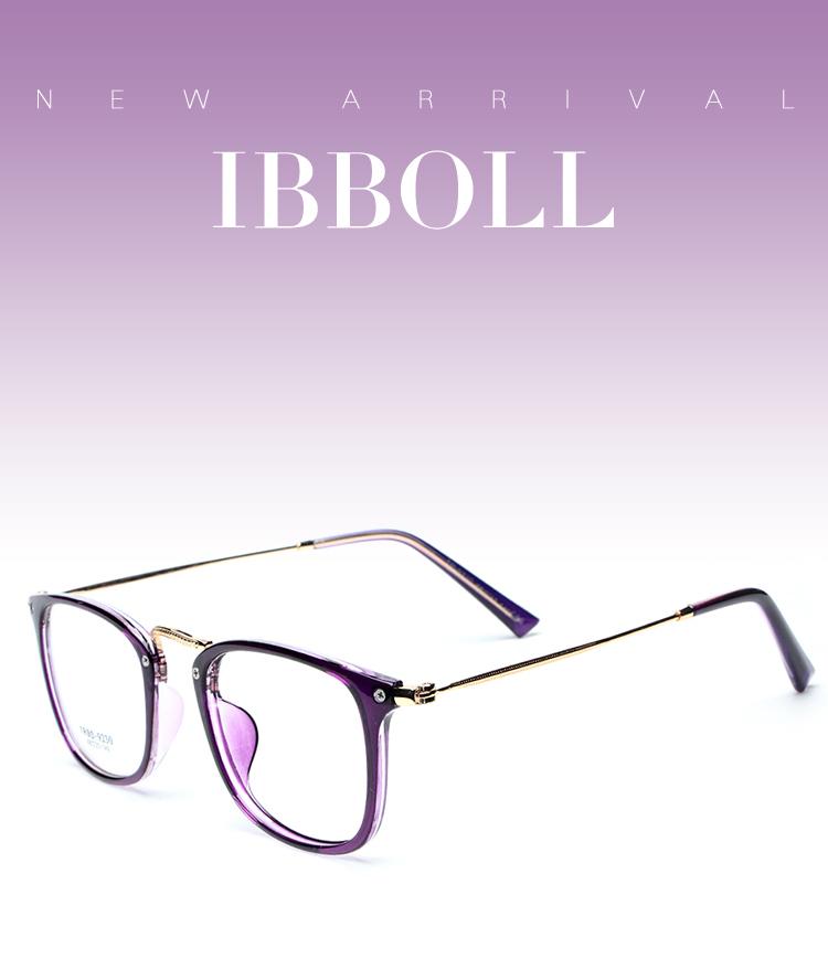 94bd36e09deb Ibboll Luxury Top Brand Optical Frames Glasses for Womens ...