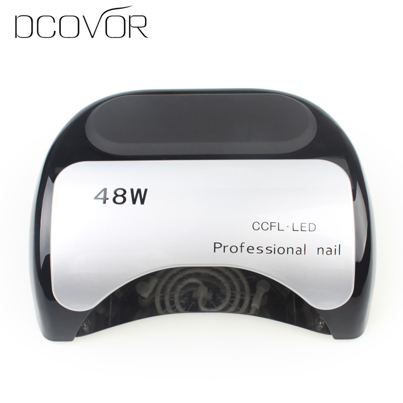 Professional 48W LED Lamp Nail Dryer For Nail Gel Polish Curing Nails Lamp Dryers Art Manicure Automatic sensor Nail Art Tools professional 48w led uv lamp for curing nail gel polish nail lamp for nail art tools with eu au us uk plug