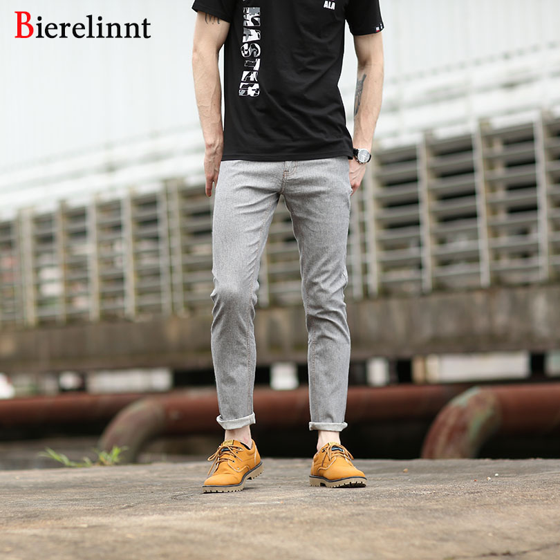 Bierelinnt Wholesale 2017 Summer New Arrival Cotton Good Quality lightweight Hot Sale Casual Slim Pants for Men,151102-7B aliexpress 2016 summer new european and american youth popular hot sale men slim casual denim shorts cheap wholesale