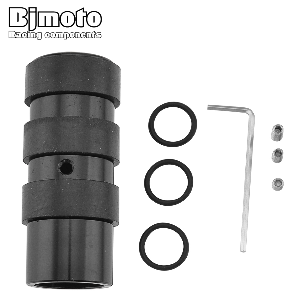 BJMOTO Motorcycle Heel Toe Gear Shift Peg Extension Shifter Pad Enlarge Cover For BMW R1200GS LC/Adventure R 1200 R LC G310R/GS