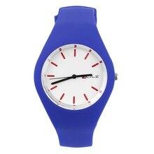 Sport Leisure Wrist Watch Jewelry For Girl Women Round Wrist