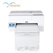 Cotton fabric printing machine / DTG textile printing machine / Direct to garment printing machine HAIWN-T800