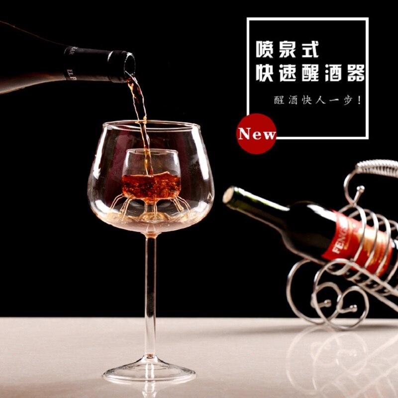 O.RoseLif Kézzel készített üvegáruk a Decanter borral Vörösbor - Konyha, étkező és bár