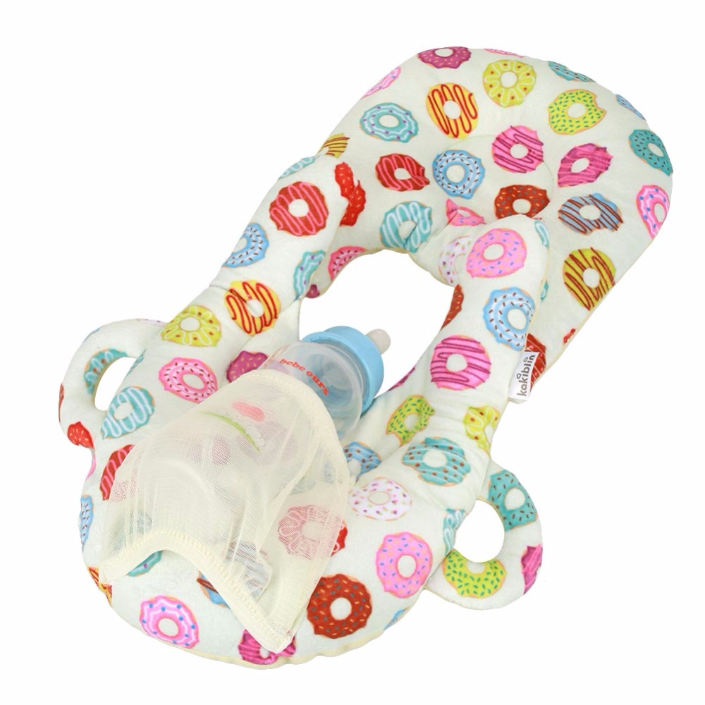 Baby Pillow Multifunction Baby Breastfeeding Pillow 2 Style Comfortable Detachable Infant Self-Feeding Nursing Cushion Baby Care