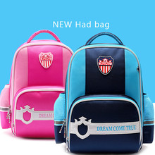 7a59ecad7d05 Girls schoolbags primary school boys 1-3-4 grade backpack children bags 6-