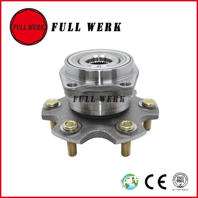 1PC Car Rear Wheel Hub Bearing OEM 2DUF054N-6 3780A007 for Mitsubishi PAJERO IV MONTERO V87W V97W 2006 rear wheel hub bearing for land rover dicovery 2 2 5td tay100060