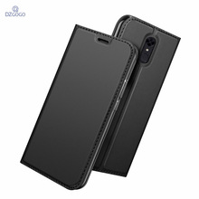 DZgogo For Xiaomi Redmi 5 Plus Case Luxury PU Leather Redmi 5 Case Magnetic Flip Cover Case For Xiaomi Redmi 5 Phone Shell Coque чехол для xiaomi redmi 5 plus caseguru magnetic case розовый