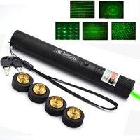 Laser pointer 532nm grünes licht sterne laser pointer taschenlampe camping werkzeuge für büro/lehre/treffen laser stift
