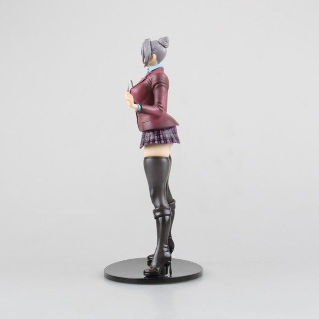 22cm Anime Sexy Figure Prison School Shiraki Meiko Japanese Action Figures PVC Collection Model toys for christmas gift 3