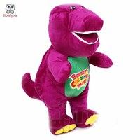 Bolafynia Фиолетовый динозавр Барни плюшевые игрушки куклы Детская мягкая игрушка подарок на день рождения