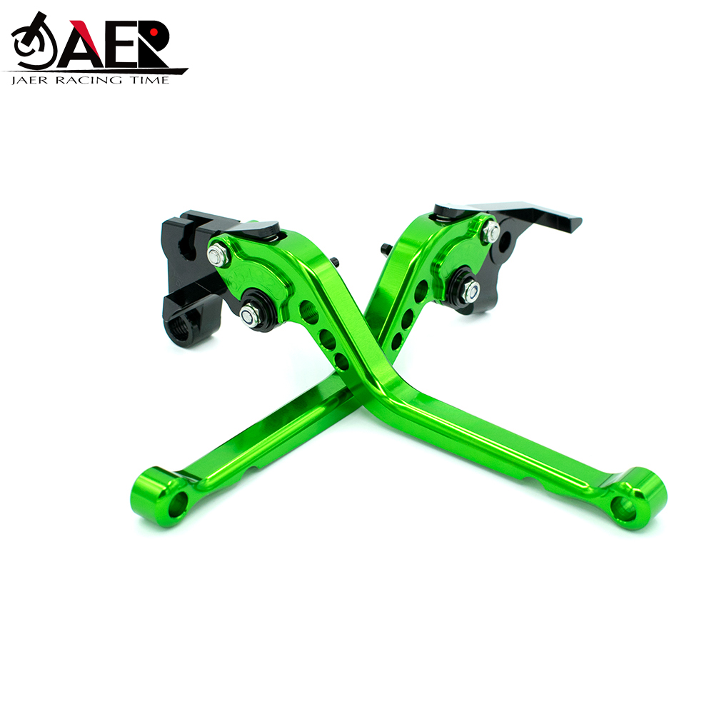 JEAR Motorcycle Long Brake Clutch Levers for Aprilia RSV4R RSV4RR RSV4 Factory 2009 2010 2011 2012 2013 2014 2015 2016 2017 2018-in Levers, Ropes & Cables from Automobiles & Motorcycles
