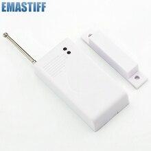 Sensores y alarmas de 433Mhz para sistema de alarma de seguridad para el hogar GSM inalámbricos