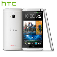 AT T Version HTC One M7 Mobile Phone Quad Core 4 7 Touch Screen 2GB RAM