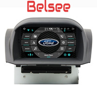 Belsee Octa Core 4+32GB Android 8.0 Head Unit Car Radio DVD Player GPS Navigation Stereo HD for Ford Fiesta 2013 2014 2015 2016