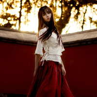 2015 Chinese Folk Style Modified Retro Belted Linen Shirt Sleeves Short Spring Hanfu In Women S