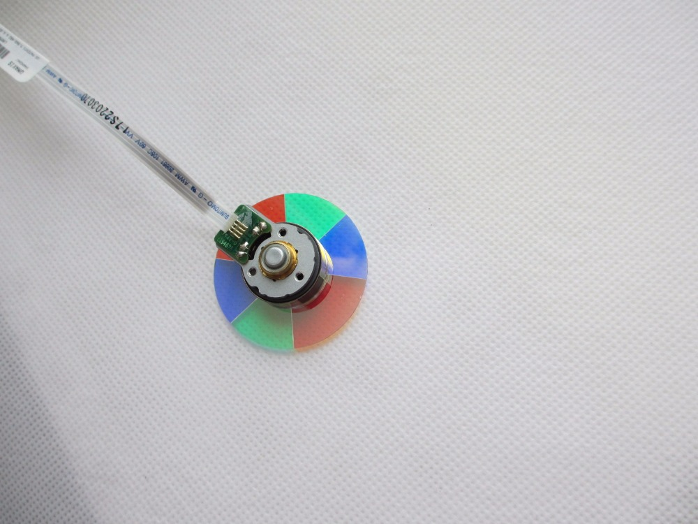 Replacement Projector Color Wheel Fit for BenQ MP612 MP612C brand new color wheel module fit for benq ms502 projector