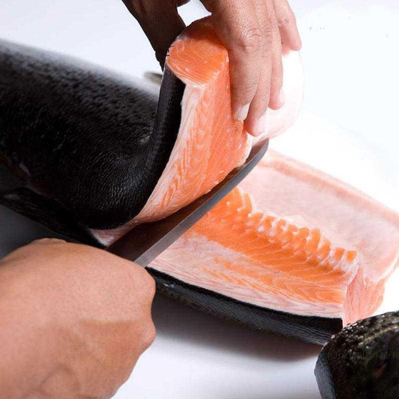 Liang Da Japanese cooking tools sushi sashayed /Professional sashimi knife fishing knife cutter cleaver in kitchen free shipping