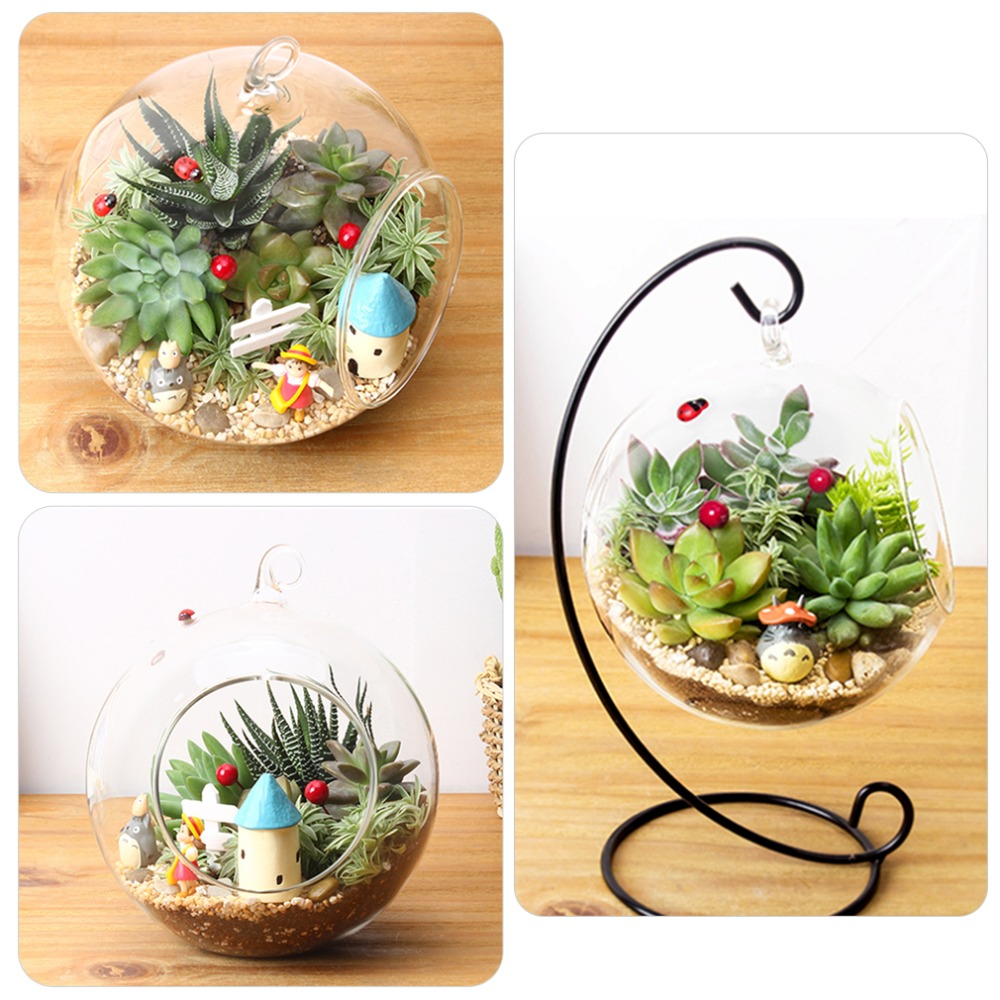 2018 exquisite DIY Hydroponic Plant Flower Hanging Gl Vase ... on decorative pottery, decorative kitchenware, decorative planters, decorative glass, decorative beads, decorative containers, decorative index tabs, decorative decanters, decorative curtains, decorative boxes, decorative bells, decorative bowls, decorative porcelain, decorative art, decorative cards, decorative flowers, decorative glassware, decorative perfume bottles, decorative jugs, decorative pillows,