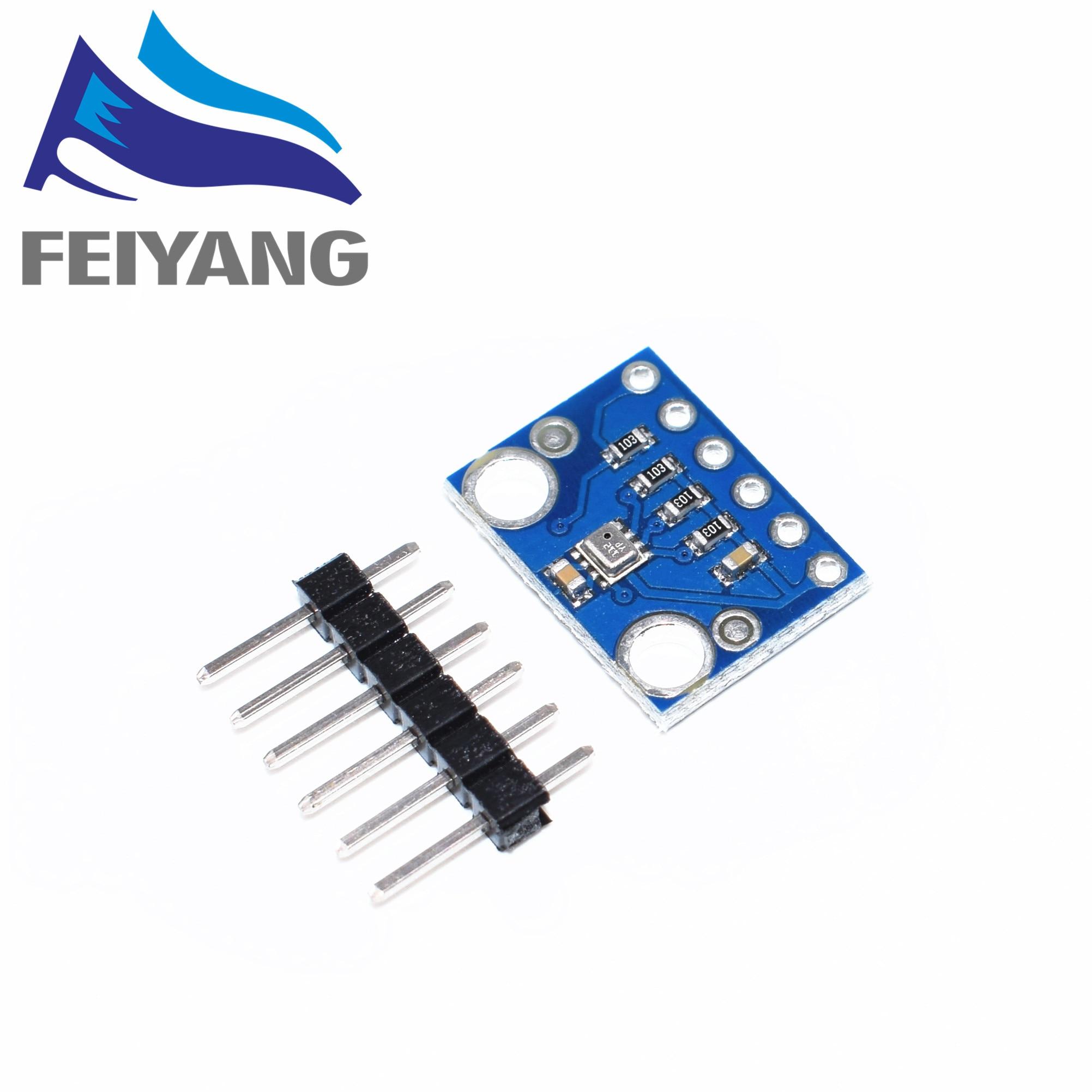 Active Components Integrated Circuits Search For Flights 1pcs Samiore Robot I2c/spi Bmp280 3.3 Bmp280-3.3 Digital Barometric Pressure Altitude Sensor High Precision Atmospheric Module
