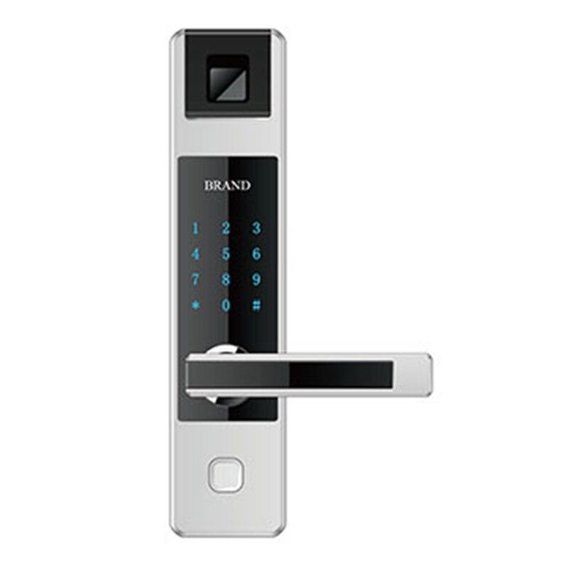 New Design Ultrathin Fingerprint Scanner Password Door
