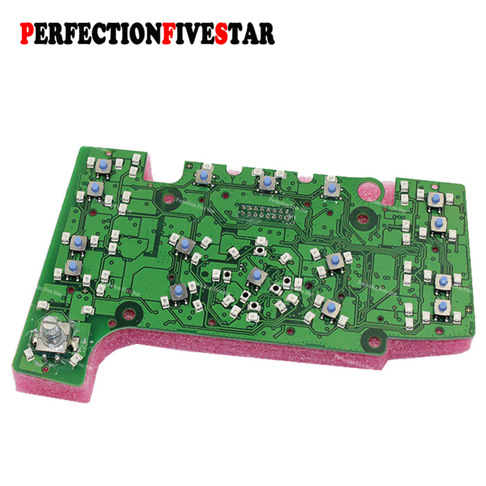 MMI Control Circuit Board with Navigation fit for Audi A8 A8L S8 Quattro 07-08