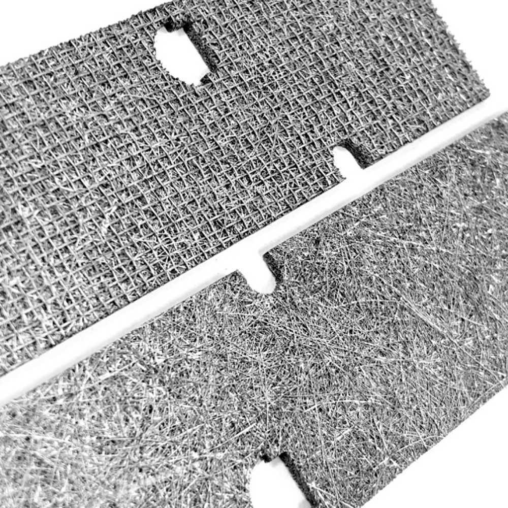 5 stücke/50 stücke für Eberspaecher Airtronic D2 D4 verbrennung kammer grid dichtung brenner dichtung brennen edelstahl mesh gaze