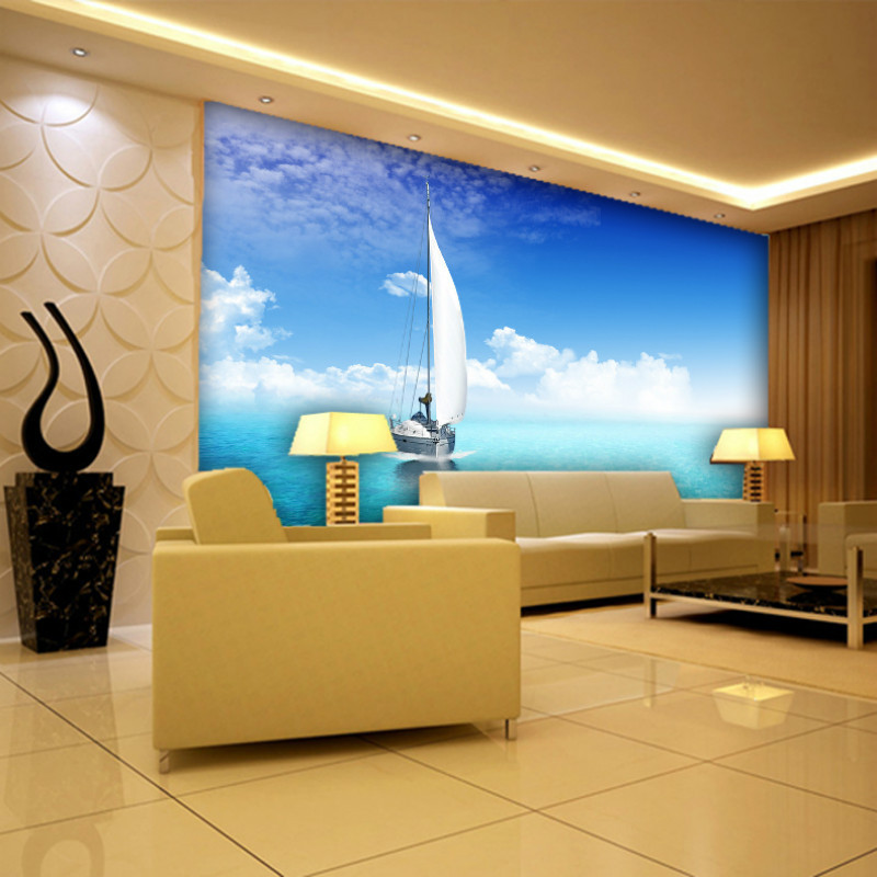 Aliexpress.com : Buy Tv background wallpaper for walls 3 d photo ...