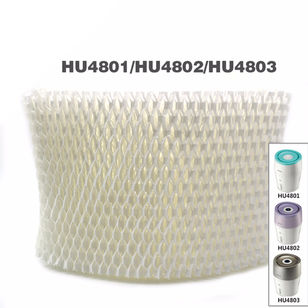 Free shipping Original OEM HU4102 humidifier filters,Filter bacteria and scale for Philips HU4801/HU4802/HU4803 Humidifier Parts top quality can track air humidifier hu4102 hepa filter fit for philips hu4801 hu4802 hu4803 free post