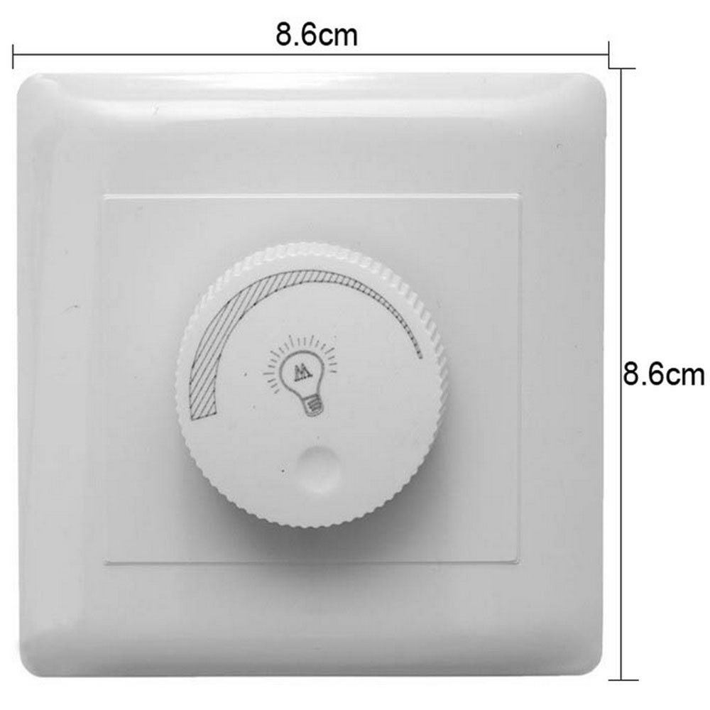 Dimmers da escuridão para brilhantes dimmers Light Touch Switch : Touch Dimmer Switch