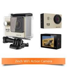 1080P Full HD Wifi Sport action Camera H264 30M Waterproof Cameras 12MP Camara Deportiva Video DV Action Cam