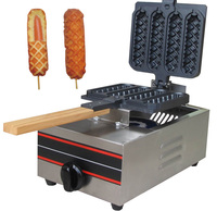 commercial muffin waffle maker corn hot dog machine,french hot dog making machines for sale