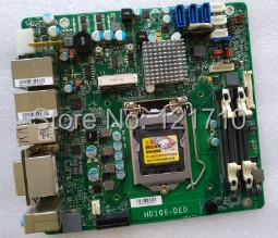 Industrial equipment board HD106-DED LGA1155 socket