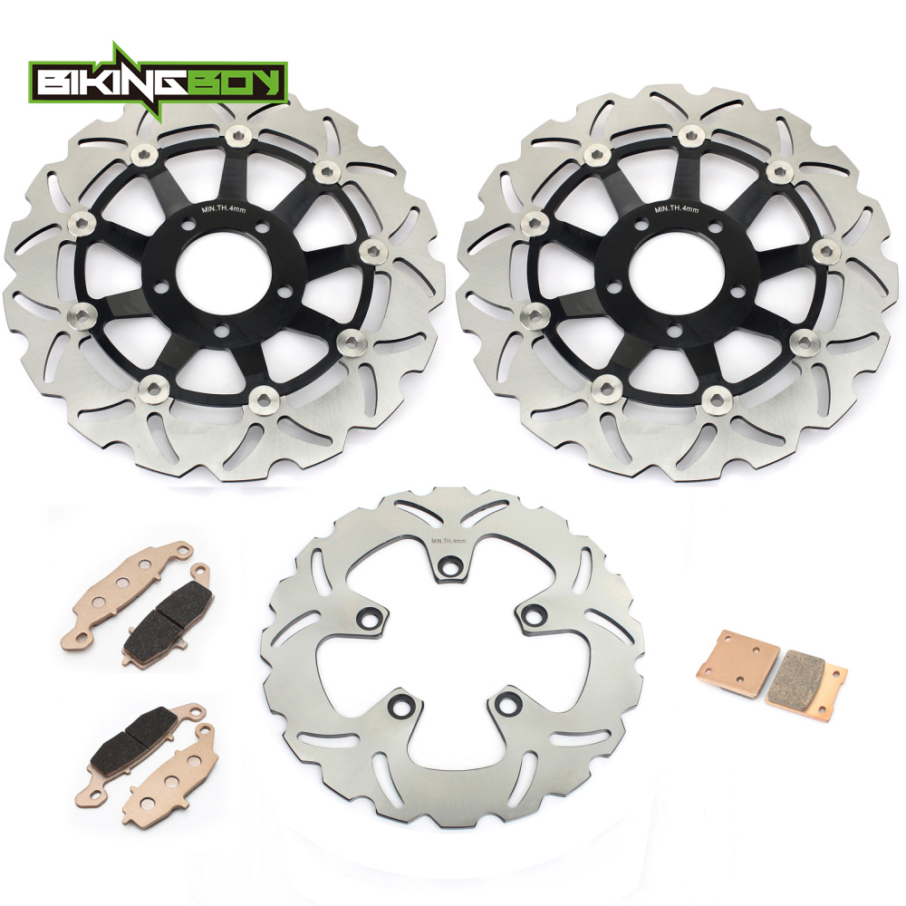 Front Brake Disc Rotors For Suzuki DL V-STROM 650 2004-2006 DL VSTROM 05 G