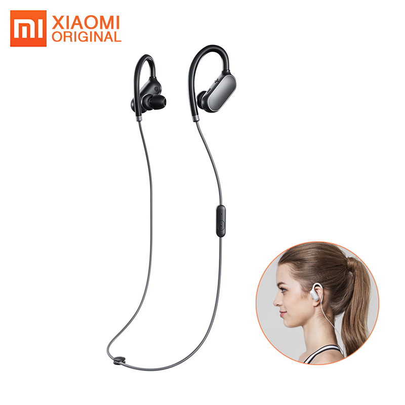Original Xiaomi Bluetooth Casque oreille crochet Sport Casque sans fil Auriculares Audifonos auriculaire Kulaklik Ecouteur Casque