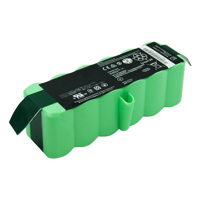 Replacement battery for roomba 600 series long socket spanner