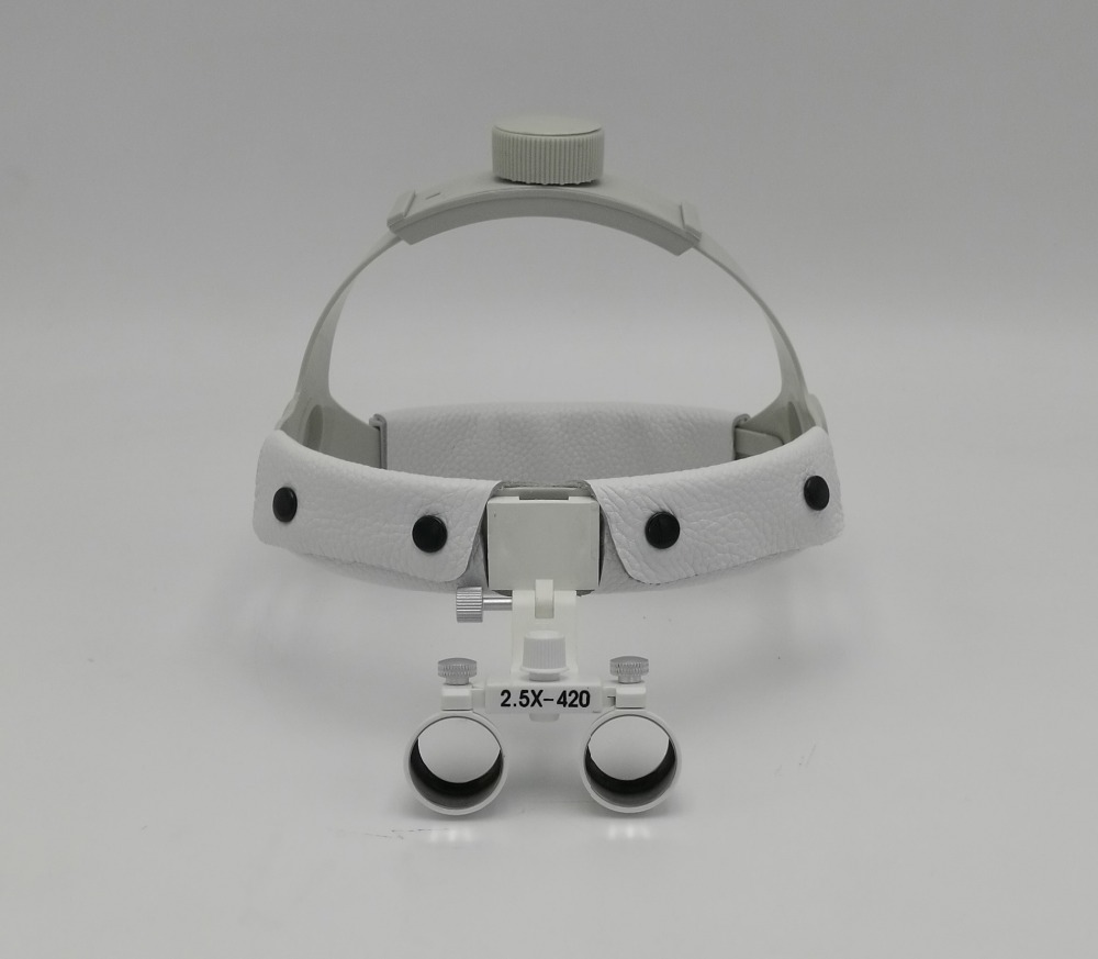 NEW Good Quality 2.5X times enlarge easy wearing surgery operation surgical Magnifier Dental Loupe free shipping dental loupes 6 times 5 times 4 times doctor s surgery magnifying glass surgical orthopedic spine