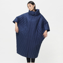 [XITAO] NEW winter Korean wind brief style solid color three quarter sleeve standard thickness female down & parkas,BCB-008