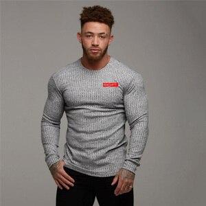Muscleguys 2019 Autumn pullover sweater
