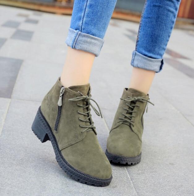 Chaussures automne beiges femme IFYhC9tzb5