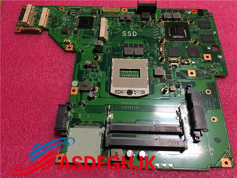 MS-1757 laptop Motherboard For msi GE70 MS-17571 VER:1.1 PGA947 DDR3 system mainboard 100% TESED OK
