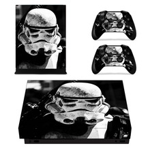 Star Wars Skin Sticker For Microsoft Xbox One X