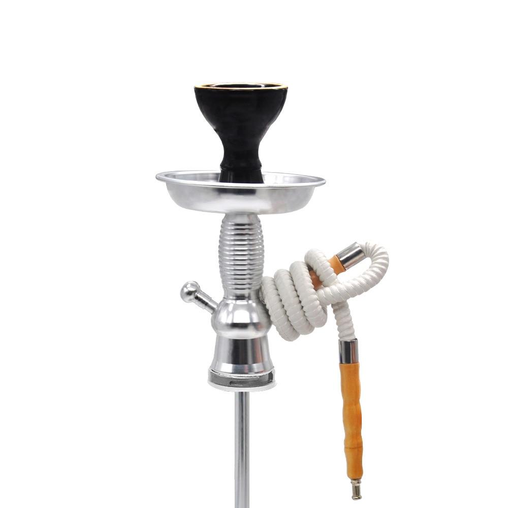 Image 5 - Hookah Shisha Champagne/Wine Bottle Top Hookah StemKit HOOKITUP Aluminum Chicha Nargile Narguile Complete Set Hookah Accessories-in Shisha Pipes & Accessories from Home & Garden